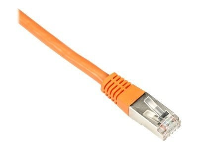 Black Box CAT6 250MHz Stranded Bulk Patch Cable, Orange, 20ft