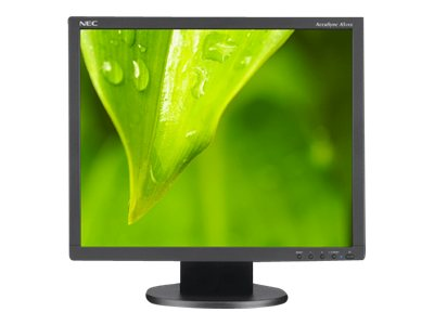 NEC 19 AS193I-BK LED-LCD Monitor, Black, AS193I-BK, 16092501, Monitors - LED-LCD