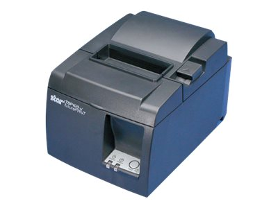 Star Micronics TSP143GT Thermal Friction USB Printer - Gray w  Cutter, Power Supply & USB Cable