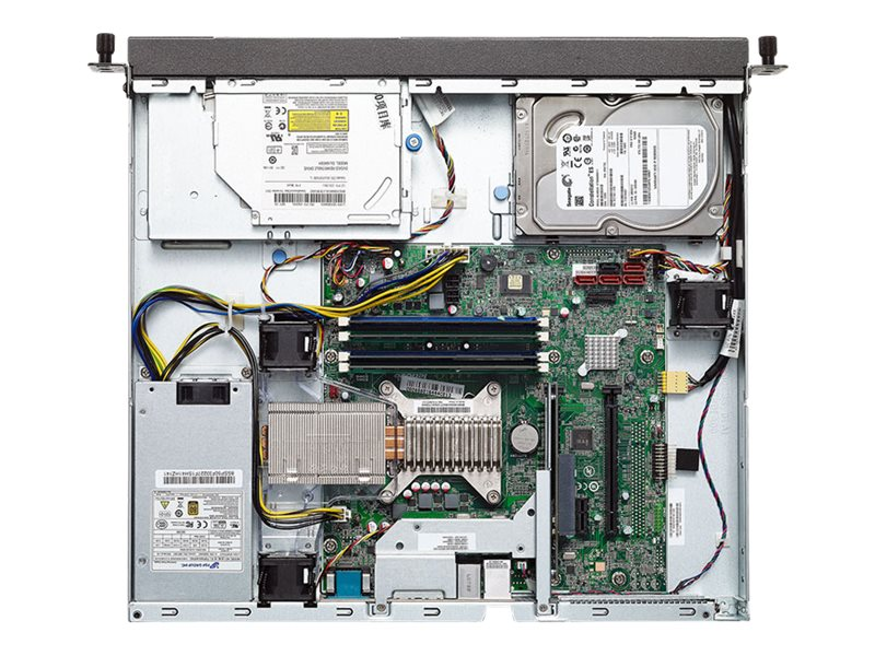 Lenovo TopSeller ThinkServer RS140 Intel 3.4GHz Xeon, 70F30008UX