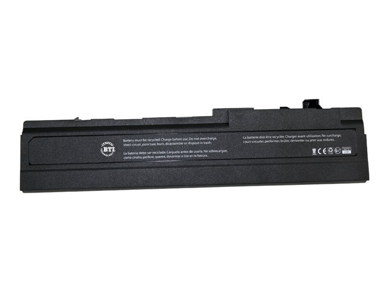 BTI Battery, Li-Ion 5200mAh 10.8V 6-cells for HP Mini 5101 5102 5103 Series