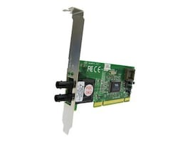 Transition 100BaseFX MT-RJ MMF 1300nm 1.2mi PCI NIC, Low Profile, N-FX-MT-02L, 5892159, Network Adapters & NICs