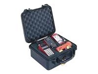 Pelican 1400 Hard Case Orange w  Foam 11.8 x 8.9 x 5.2 Pick-n-pluck, 1400-000-150, 18454001, Carrying Cases - Other