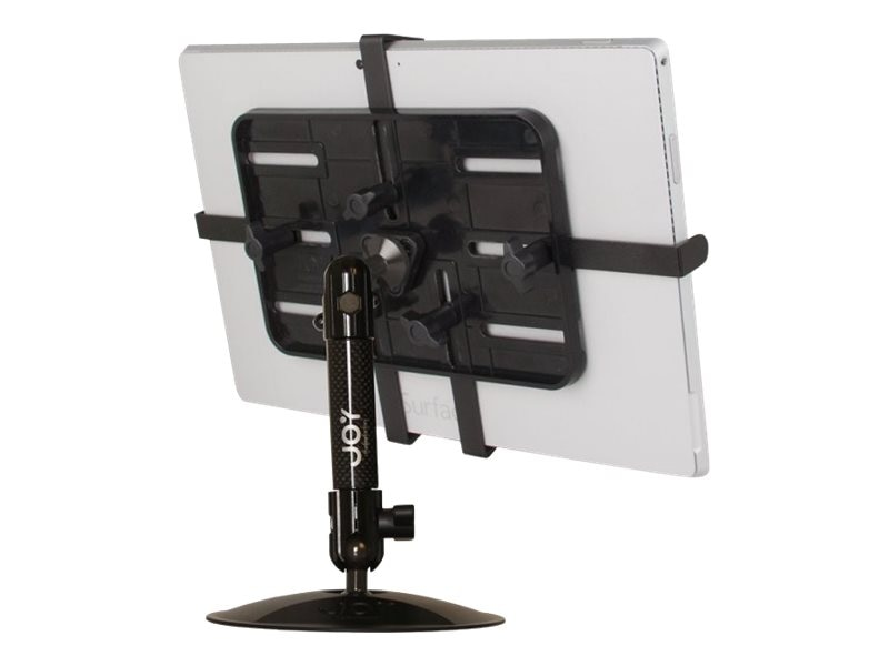 Joy Factory Unite Desk Stand for 7-12 Tablets up to 1 Thick