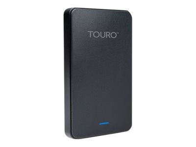 HGST 500GB Touro Mobile USB 3.0 2.5 Portable Hard Drive, 0S03796, 17818001, Hard Drives - External