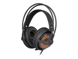 Steelseries Siberia v3 Prism Headset - Grey, 51201, 17837173, Headsets (w/ microphone)
