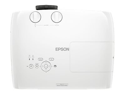 Epson Home Cinema 3100 1080p 3LCD 3D Projector, 2600 Lumens, White, V11H800020