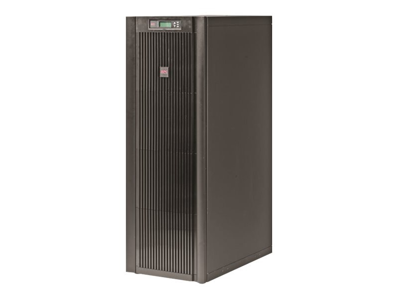 APC Smart-UPS VT 30kVA 208V (4) Battery Modules, Int Maint Bypass, Parallel Capable, S U 5x8, SUVTP30KF4B4S, 10177416, Battery Backup/UPS
