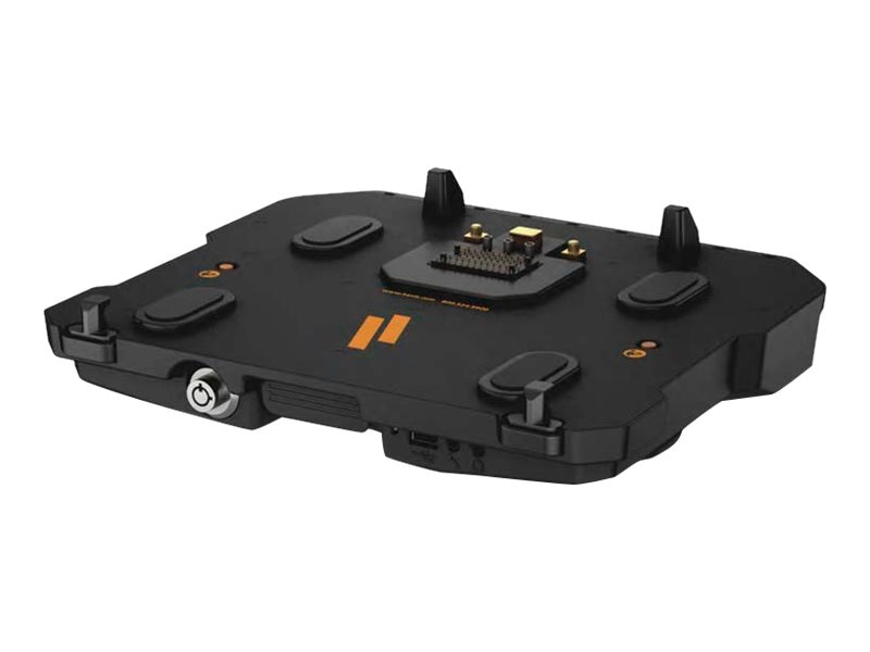Havis Vehicle Docking Station for Latitude 12 14 Rugged, DS-DELL-402