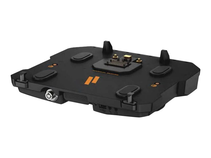 Havis Vehicle Docking Station for Latitude 12 14 Rugged, DS-DELL-402, 31260622, Docking Stations & Port Replicators
