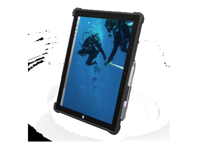 Urban Armor Surface 3 Bisque Folio, Black