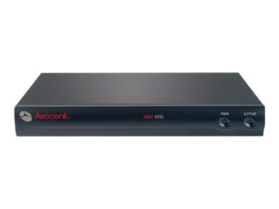 Avocent HMX Desktop User Station PS 2 USB DVI-I Video Audio (TAA Compliant), HMX1050-G01, 9543458, Network Extenders