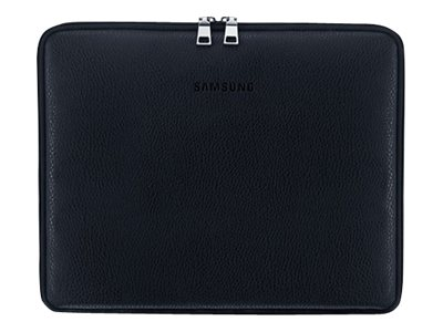 Samsung Synethetic Leather Pouch, 11.6, Black for XE500T1C, XE700T1A, XE700T1C, AA-BS5N11B/US, 14980231, Carrying Cases - Tablets & eReaders