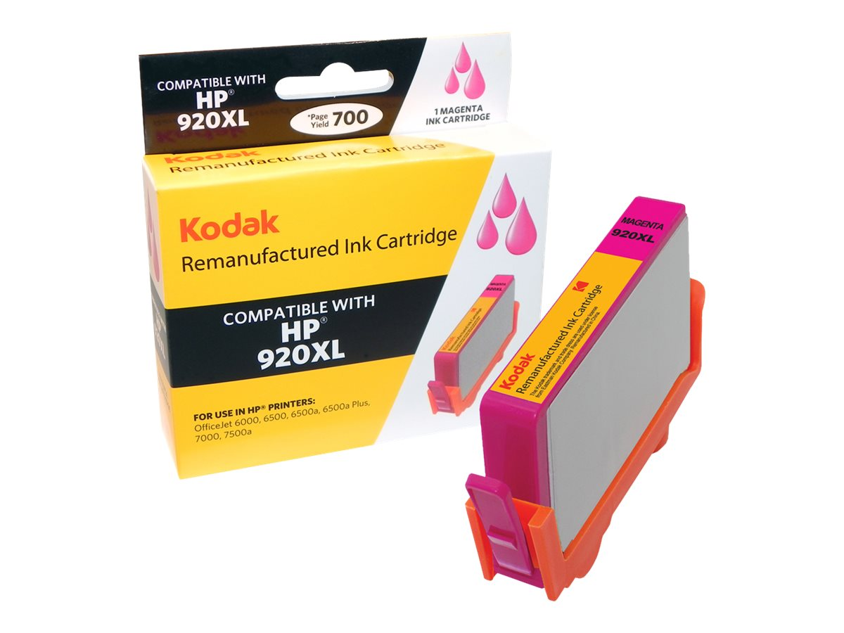 Kodak CD973AN Magenta Ink Cartridge for HP
