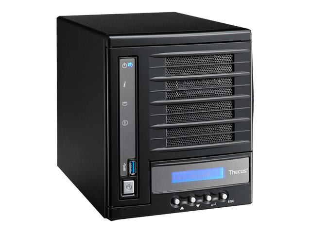 Thecus Tech N4560 Network Attached Storage Server