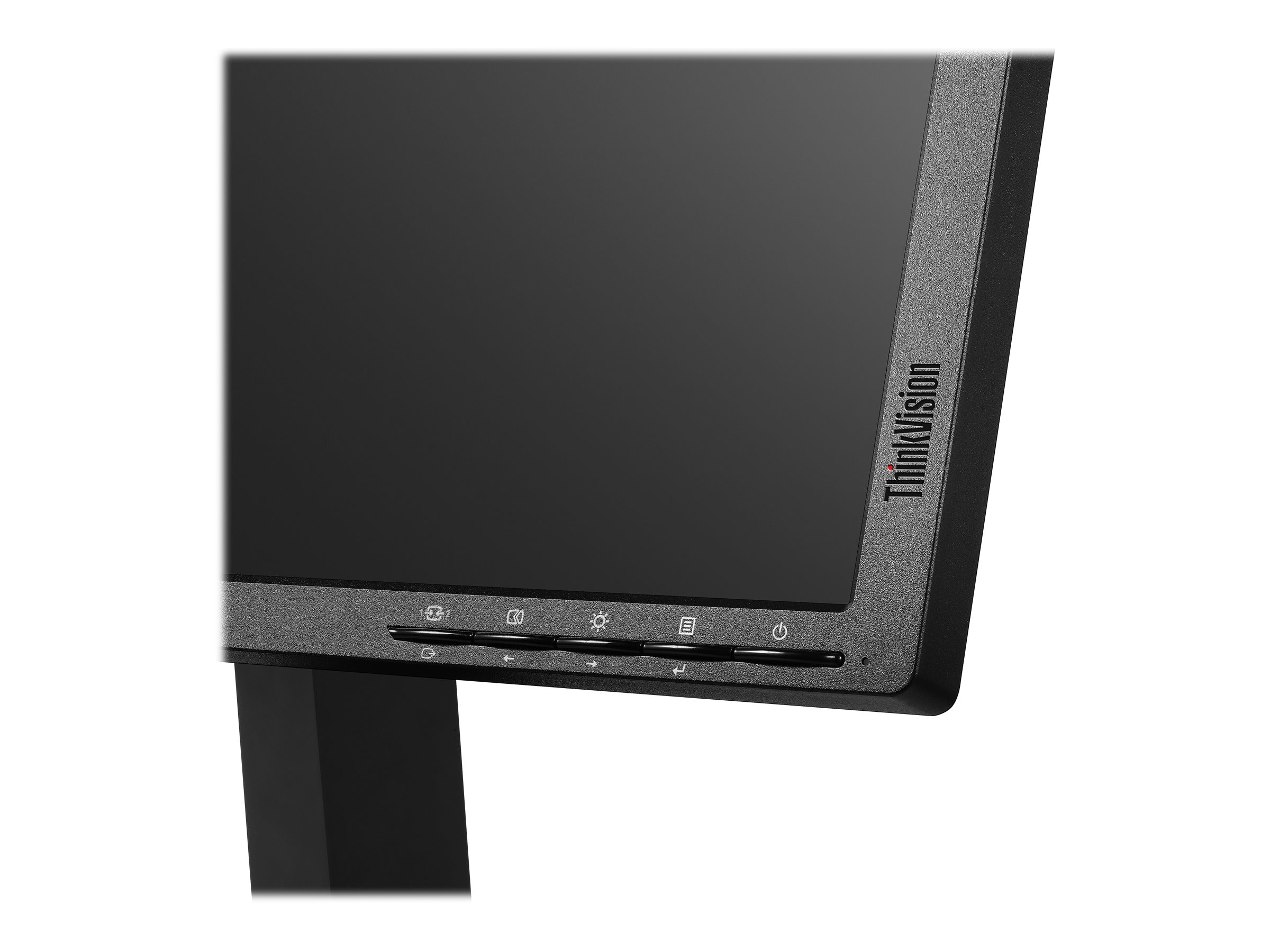 Lenovo 23 ThinkVision T2324p Full HD LED-LCD Monitor, Black, 60GBMAR1US