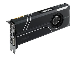 Asus GeForce GTX 1070 PCIe 3.0 Turbo Graphics Card, 8GB GDDR5, TURBO-GTX1070-8G, 32333643, Graphics/Video Accelerators
