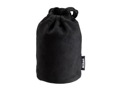Nikon CL-0715 Soft Lens Case, 4333, 6165199, Carrying Cases - Camera/Camcorder
