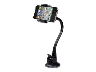 Macally Suction Cup Holder for iPhone and Other Mobile Devices, MGRIP, 11972761, Phone Accessories