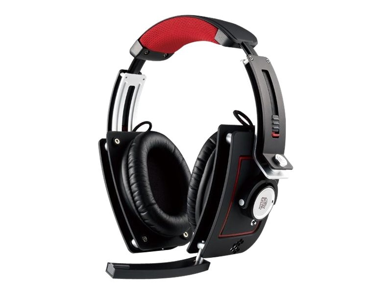 Thermaltake eSPORTS Level 10M Headset, HT-LTM010ECBL, 16711296, Headsets (w/ microphone)