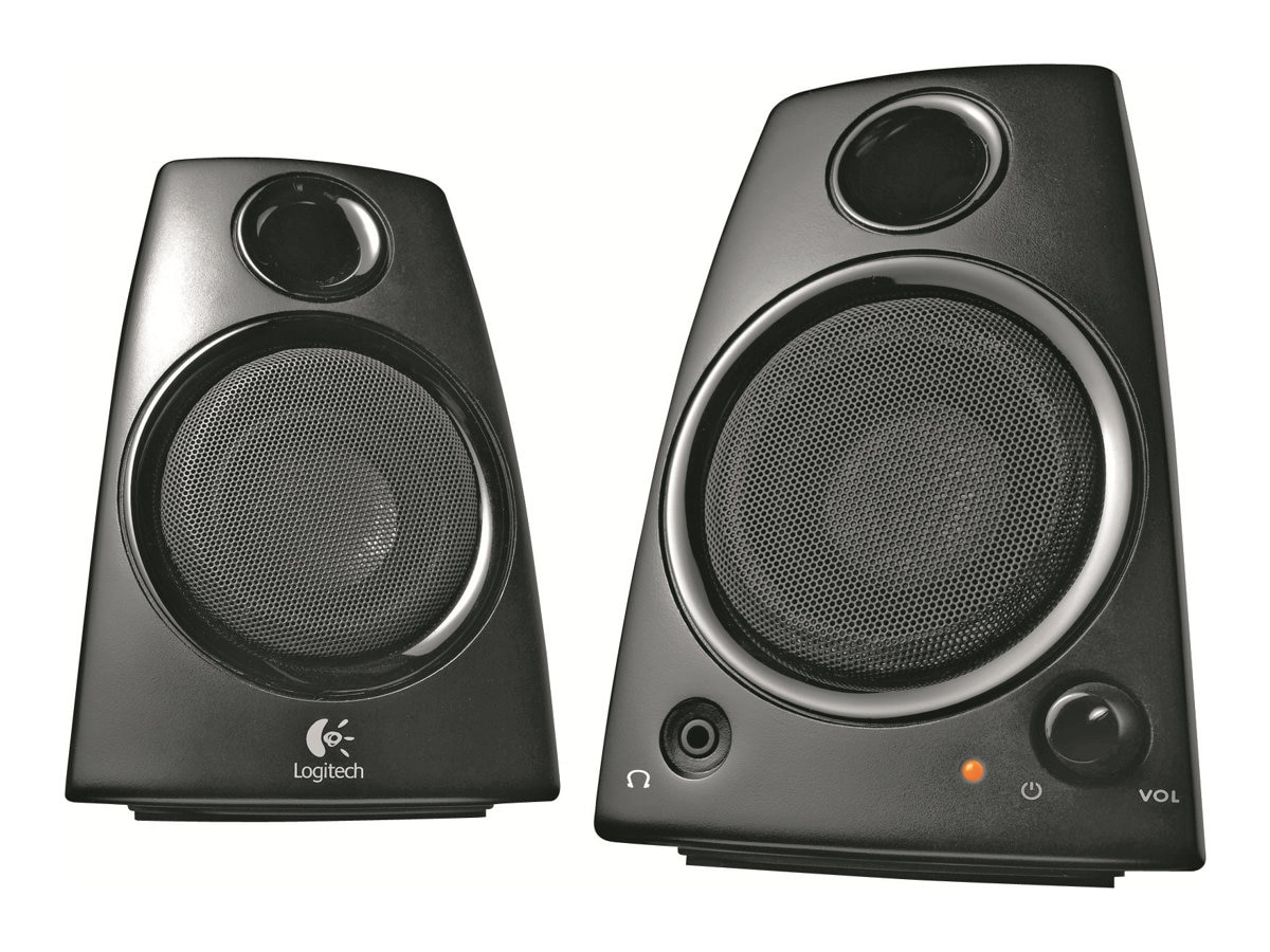 Logitech Z130 2.1 Speaker System, 980-000417, 11279879, Speakers - PC