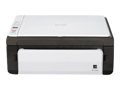 Ricoh SP 112SU 3in1 Laser Printer, 407429, 17340757, MultiFunction - Laser (monochrome)