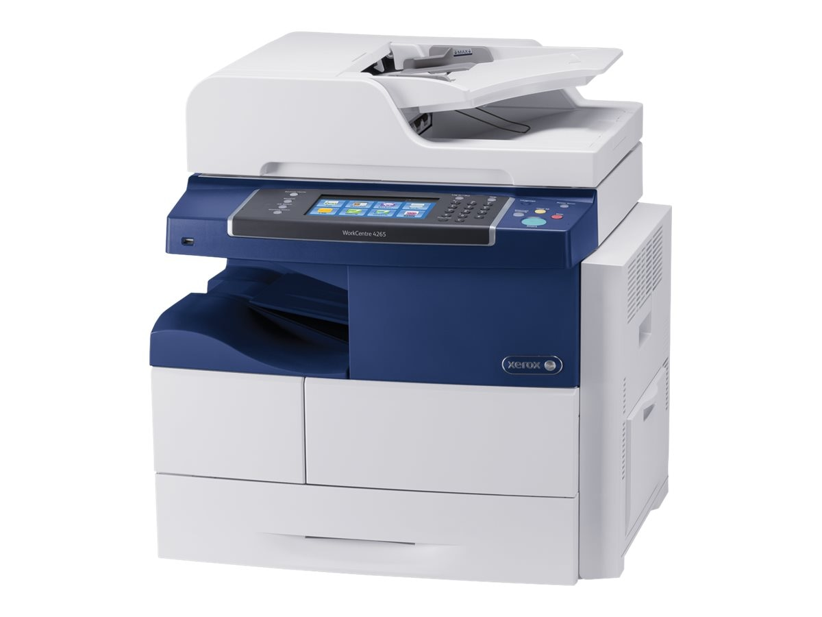 Xerox WorkCentre 4265 XM Monochrome Multifunction Printer, 4265/XM, 17960147, MultiFunction - Laser (monochrome)