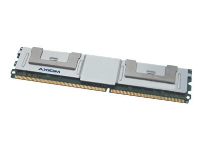 Axiom 8GB PC2-5300 DDR2 SDRAM DIMM Kit for Select IntelliStation and eServer Models, 39M5797-AXA, 7595959, Memory