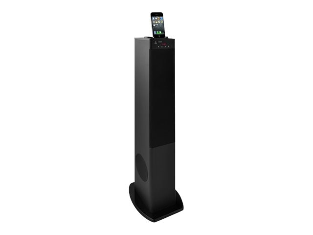 Pyle 2.1 Channel Sound Tower System Dock for iPod iPhone iPad