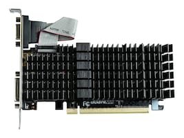 Gigabyte Tech GeForce GT710 PCIe 2.0 Graphics Card, 2GB DDR3, GV-N710SL-2GL, 32044551, Graphics/Video Accelerators