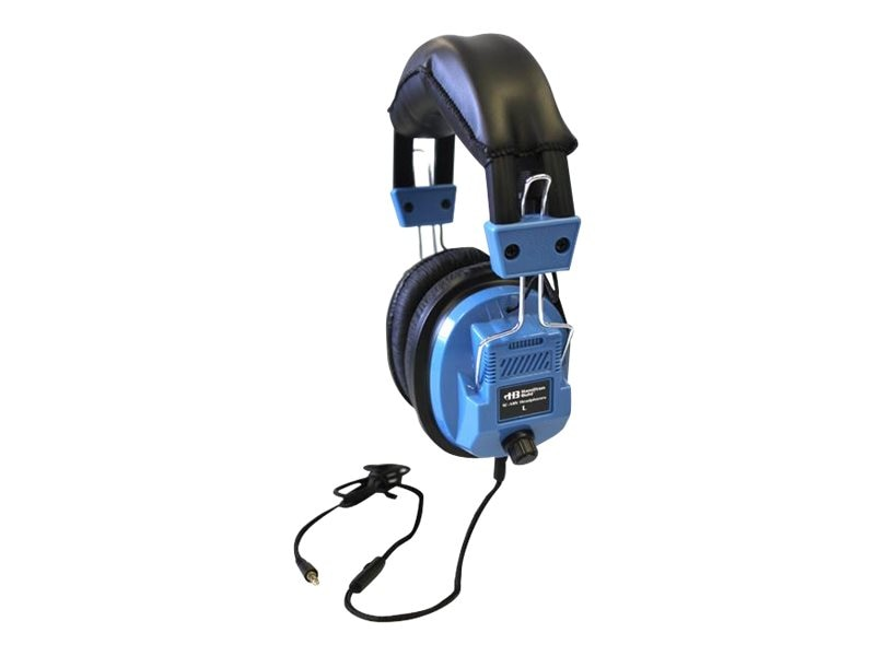 Hamilton Buhl Deluxe Headset w In Line Mic, SC-AMV, 16915512, Headsets (w/ microphone)
