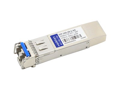 ACP-EP SFP+ 80KM ZR SFP-10G-ZR-S TAA XCVR 10-GIG ZR DOM LC Transceiver for Cisco