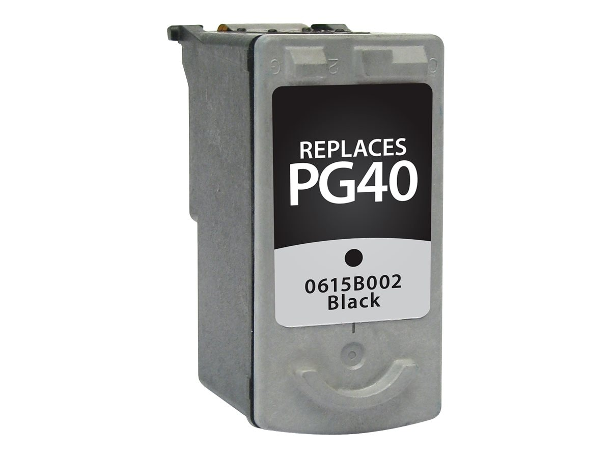 V7 0615B002 Black Ink Cartridge for Canon FAX-JX200 & PIXMA iP1600, iP1700, iP1800, iP2600, MP140