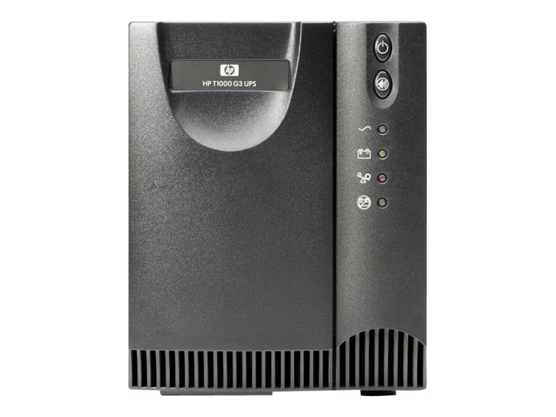 HPE T750 G2 1400VA 950W Int'l Line Interactive Tower UPS C14 Input (6) C13 Outlets, AF451A, 18741801, Battery Backup/UPS