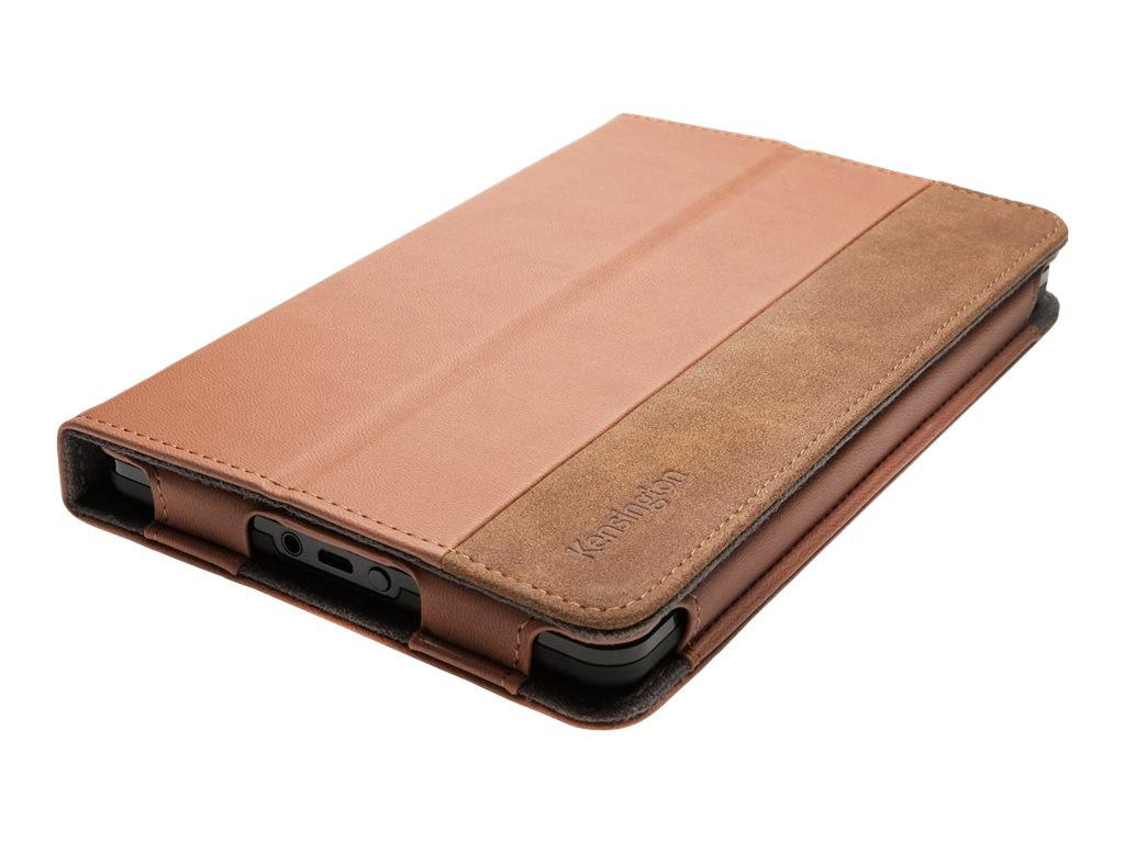 Kensington Folio Case and Stand for Kindle Fire, Brown, K39590WW