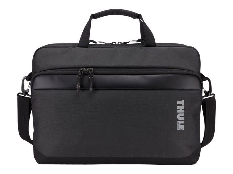 Case Logic Subterra 15 Laptop Attache Case, Gray, TSAE2115GRAY, 17942011, Carrying Cases - Notebook
