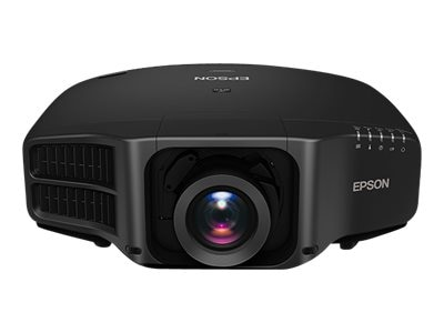 Epson Pro G7905U WUXGA 3LCD Projector with Standard Lens, 7000 Lumens, Black, V11H749120, 31857103, Projectors