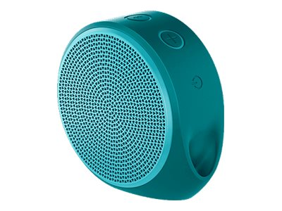 Logitech X100 Mobile Wireless Speaker - Green, 984-000373, 16960284, Speakers - Audio