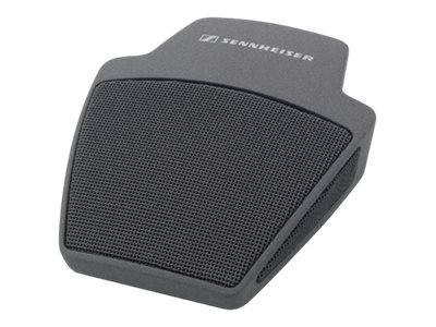 Sennheiser SpeechLine Wired Microphone Cardioid on-table Boundary Mic, Gray, 505614, 18373446, Microphones & Accessories
