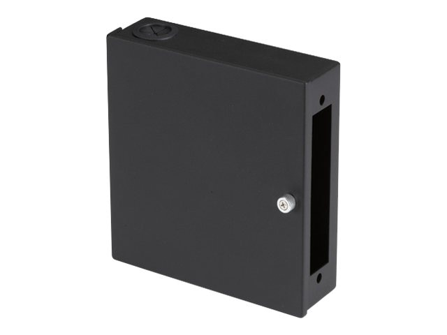 Black Box Mini Wallmount Fiber Enclosure, JPM399A-R2, 25359001, Network Device Modules & Accessories