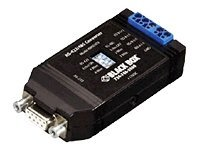 Black Box Universal RS-232 to RS-422 485 Bidirectional Converter, IC820A, 14042640, Adapters & Port Converters