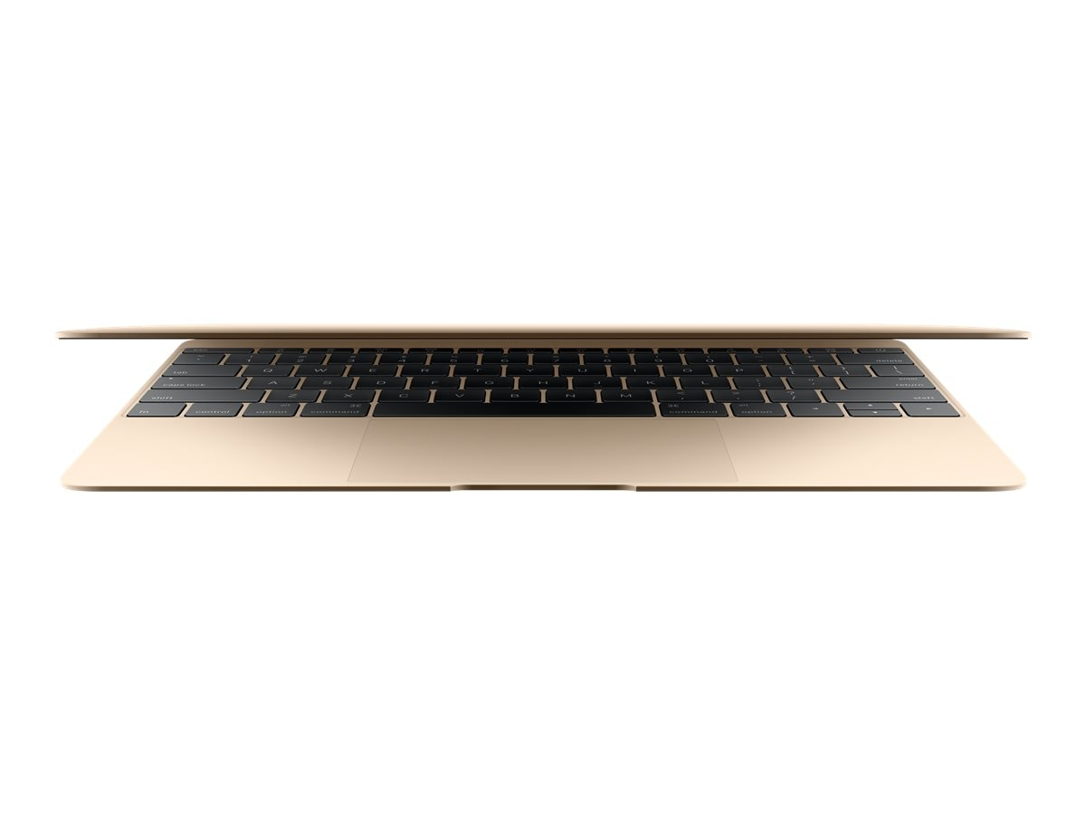 Apple MacBook 12 Retina Display 1.1GHz Core m3 8GB 256GB Flash Intel HD 515 Gold