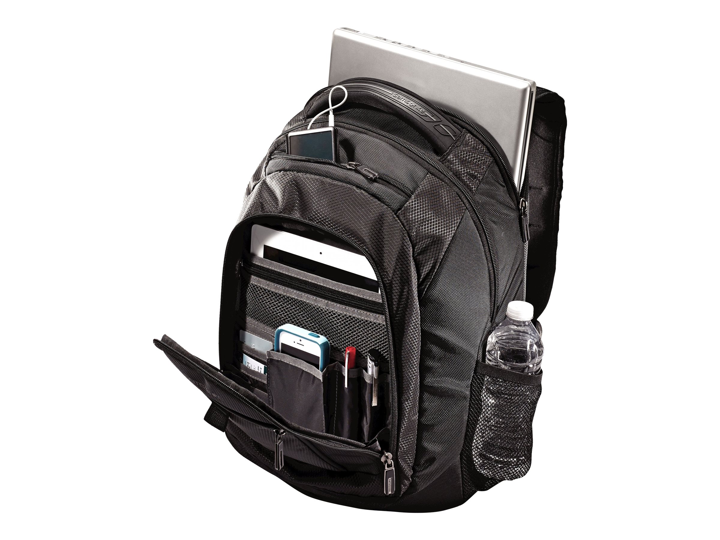 Stephen Gould Tectonic 2 Medium Backpack 15.6, Black
