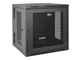 Tripp Lite SmartRack 12U Wall Mount Rack Enclosure Cabinet, SRW12US, 9440871, Racks & Cabinets