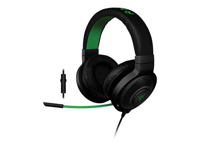 Razer KRAKEN PRO 2015 HEADSET BLACK  ACCS, RZ04-01380100-R3U1, 30855624, Computer Gaming Accessories