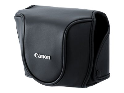 Canon PSC-6000 Deluxe Carry Case for G1X, Black, 6773B001, 15550515, Carrying Cases - Camera/Camcorder