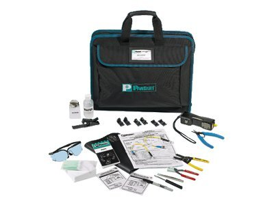 Panduit OptiCam Pre-Polished Cam Termination Kit, FCAMKIT, 13593933, Network Tools & Toolkits