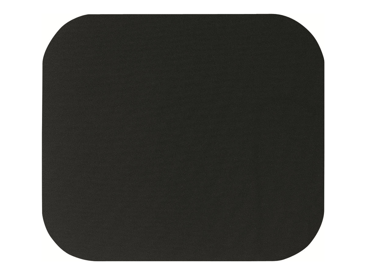 Fellowes Mouse Pad, Black, 58024, 241873, Ergonomic Products