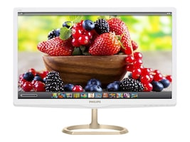 Philips 27 6E6ADSS Full HD LED-LCD Monitor, White, 276E6ADSS, 33169478, Monitors