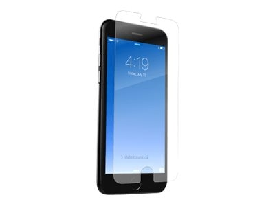 Zagg InvisibleShield Glass+ Screen Protector for iPhone 7, IP7LGC-F00